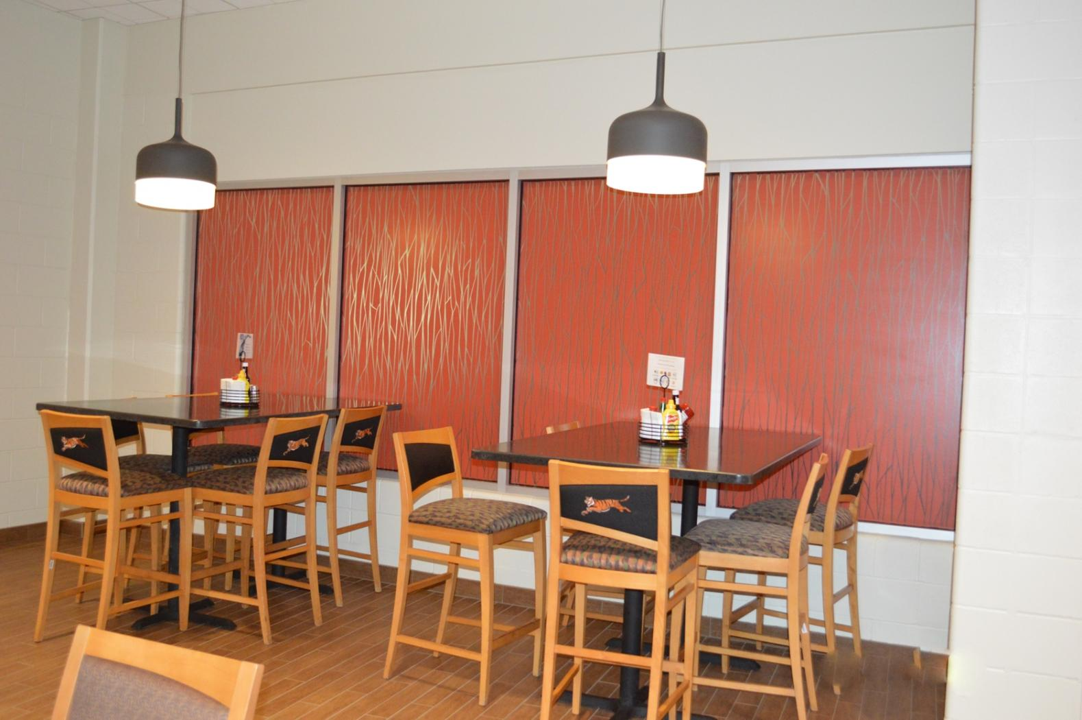 Cincinnati Bengals Weight Room Amp Cafeteria Aag Inc